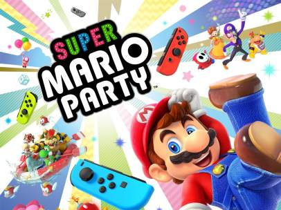 Los Minijuegos De Super Mario Party Llegaran A Nintendo Switch