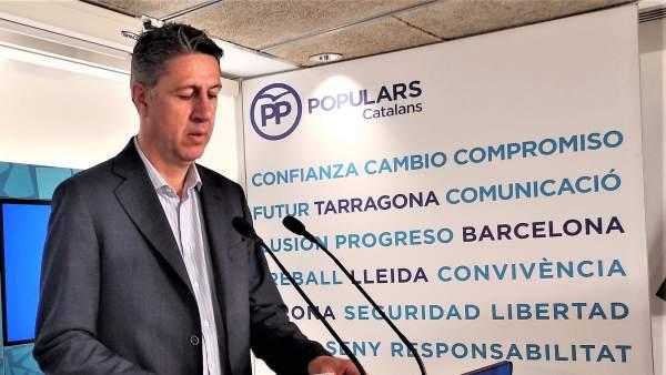 Xavier García Albiol, PP.