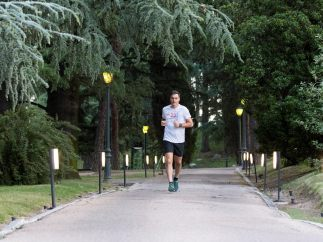 Sánchez corre en la Moncloa