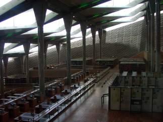 BIBLIOTECA ALEJANDRINA (ALEJANDRÍA, EGIPTO)