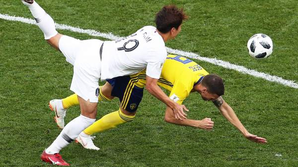 Suecia-Corea