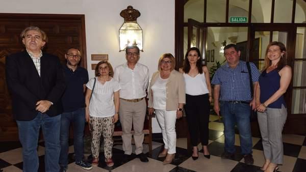[Grupoextremadura] Fotos Constitución Comité De Expertos Memoria Histórica Diput
