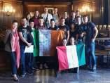 Becados Erasmus en Soria