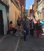 Visita al barrio del Cabanyal