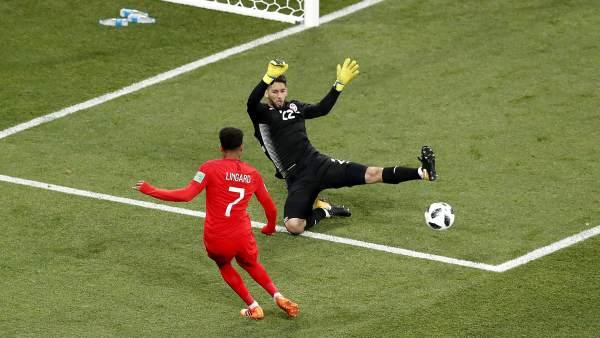 Inglaterra - Túnez