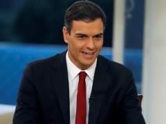"""Entrevista a Pedro Sánchez en TVE: """"Mi aspiración es agotar la legislatura"""""""