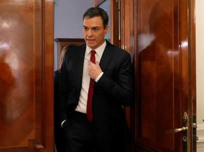 Entrevista a Pedro Sánchez en TVE