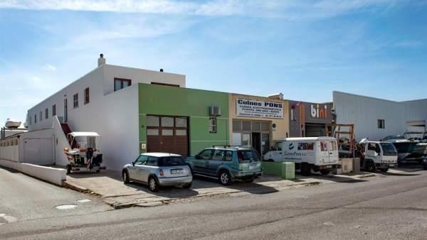 Mujer muerta en Menorca