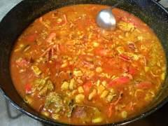 Receta de arroz con bogavante para 6 personas