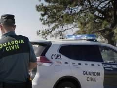Agente de la Guardia Civil, en una imagen de archivo.
