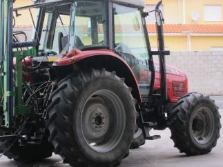 Tractor, agricultura, campo, maquinaria, agricultor, PAC