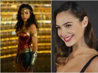 Gal Gadot no es la única: famosas que también se vistieron de Wonder Woman