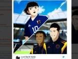 Memes del Colombia vs Japón del Mundial de Rusia 2018.