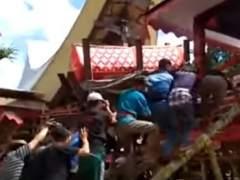 Muere aplastado por el ataúd de su madre durante el funeral
