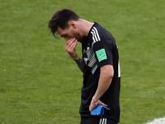 Examen a las favoritas: Argentina y Alemania suspenden