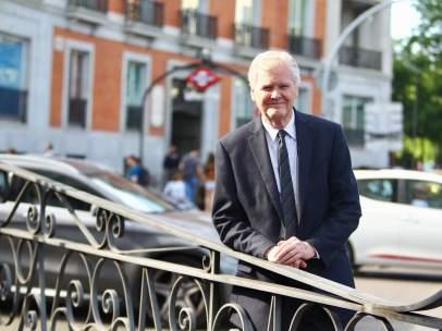 El premio Nobel de Medicina, Michael W. Young