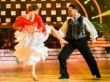'Bailando con las estrellas'