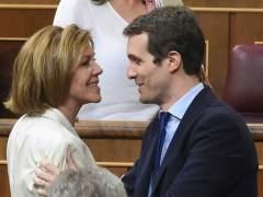 Casado rechazó la oferta de Cospedal de integrarse en su candidatura