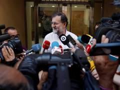 Rajoy asegura no tener favorito para sucederle en el PP