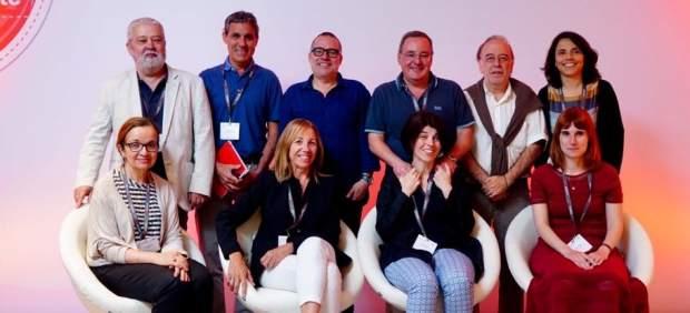 Jornada HEPYCURE sobre hepatitis C celebrada en Barcelona.