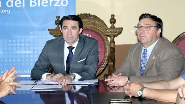 Suárez-Quiñones en León.