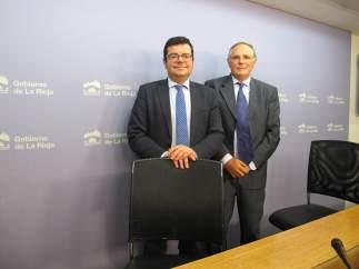 Domínguez y Rojas analizan sistema de financiación
