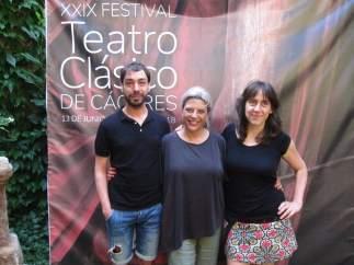 Comedia Aquilana llega al Festival de Teatro de Cáceres