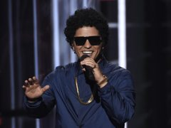 Bruno Mars regresa a Barcelona y Madrid