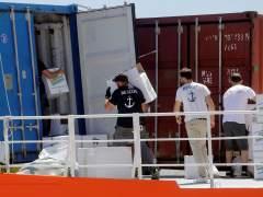 El Aquarius parte de Valencia para continuar con su labor humanitaria