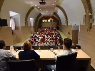 Reunión de diputación para Plan Activa
