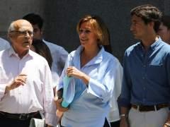 Casado presenta 5.000 avales para liderar el PP; Cospedal, 3.200, y Santamaría no revela el número