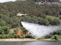 Más bomberos para la extinción de incendios en verano