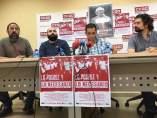 Vicente Andrés y Sarrión en la presentación del documental de Camacho 20-6-2018