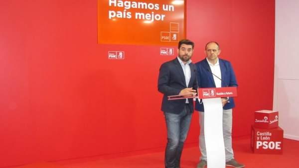 Antidio Fagúndez (I) Y José Luis Aceves (D) 20-6-2018
