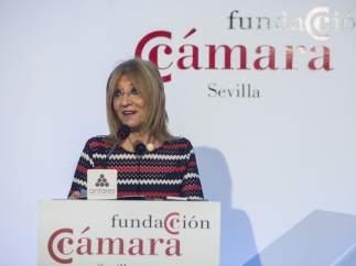 Conferencia de Encarna Samitier en Sevilla