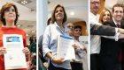 Candidatos al PP entregan sus avales para comenzar sus campañas