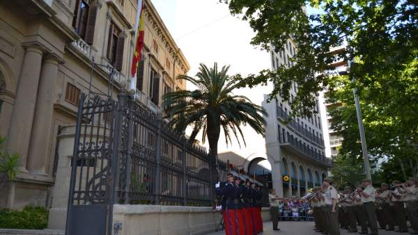 El Palacio de Capitanía de Zaragoza cumple 125 años