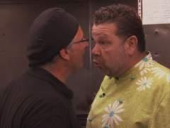 Chicote visita un restaurante valenciano con paellas mediocres
