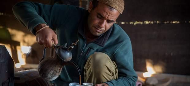 Jordi Canal. Hospitalidad beduina en el desierto del Néguev.