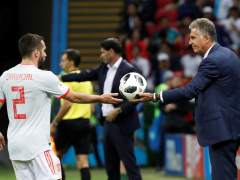 Queiroz, 'on fire': el gol de Villa y el VAR, Carvajal, Ramos y la lesión a Salah...