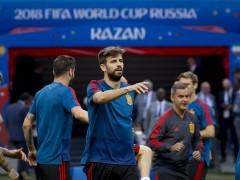 """Piqué responde al Barça: """"Tienen mi número si quieren hablar conmigo y saben dónde está el vestuario"""""""