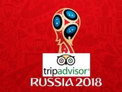 Tripadvisor y el Mundial de Rusia