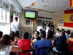 El España - Irán arrasa con 11,4 millones de espectadores