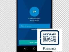 BBVA se consolida como la mejor banca móvil de Europa