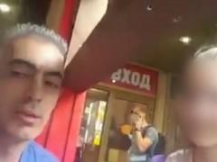 Expulsan de Rusia a un hincha argentino que humilló a una rusa