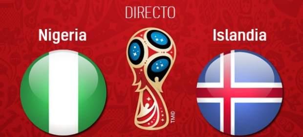 Nigeria vs Islandia en directo: Mundial de Rusia 2018