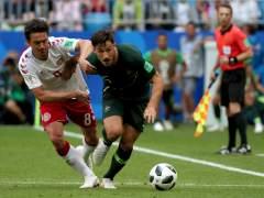 Dinamarca y Australian empatan en un disputado encuentro (1-1)