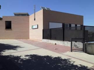 Colegio Público Rural Sierra Blanca, de El Marchal (Granada).