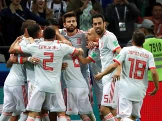 Uno de cada tres españoles cree que España ganará el Mundial de Rusia