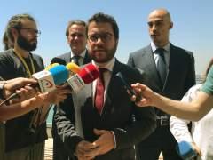 Aragonès afirma que no va al CPFF porque prefiere una reunión en la comisión bilateral